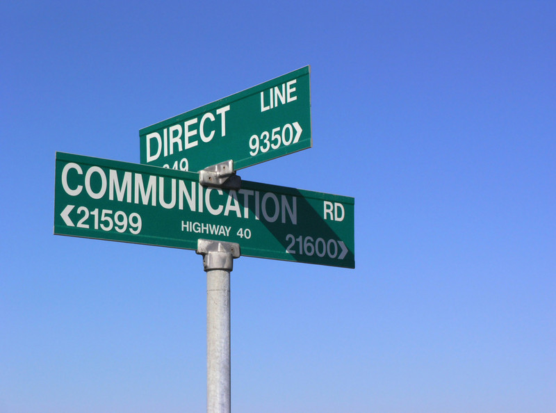 Direct Communication canstockphoto0322175